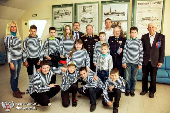 Дети погибших ополченцев из ДНР прибыли на отдых в Кронштадт (ФОТО) | Русская весна