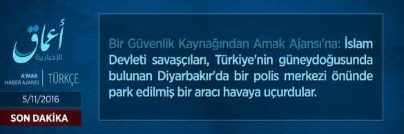 В ИГИЛ взяли ответственность за взрыв в Турции | Русская весна
