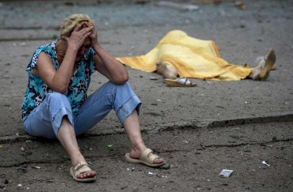 Вдова украинского карателя требует всуде отРоссии 180тысяч евро   Русская весна
