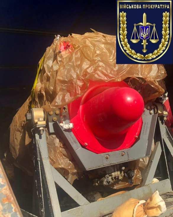 Офицер ВСУ украл вертолётные двигатели извоинской части (ФОТО) | Русская весна