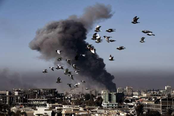 Удар «Томагавками»: США пытаются отвлечь внимание от бойни в ста километрах от Сирии (ФОТО)   Русская весна