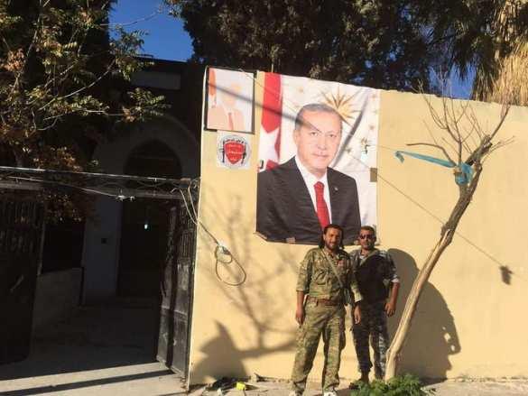 Спецоперация Турции в Сирии: готовятся 6000 боевиков ССА, под огнем города, гибнут мирные жители | Русская весна