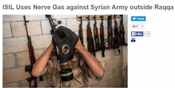 Армия Сирии отступила из Ракки из-за химической атаки ИГИЛ, ВКС России и ВВС САР продолжили уничтожение боевиков, — FarsNews   Русская весна