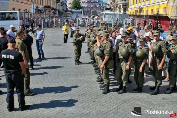 Неонацисты сорвали марш гомосексуалистов в Одессе (ФОТО, ВИДЕО) | Русская весна