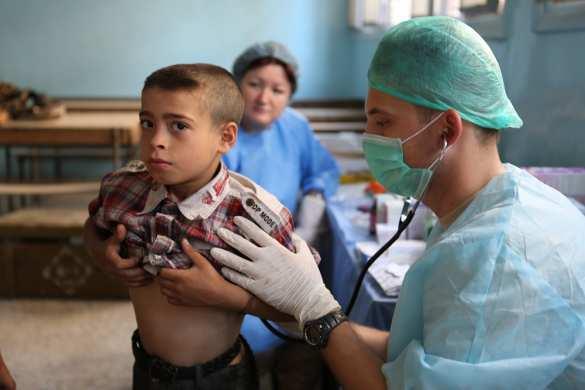 Алеппо: Российские военные спешат на помощь — репортаж РВ (ФОТО) | Русская весна