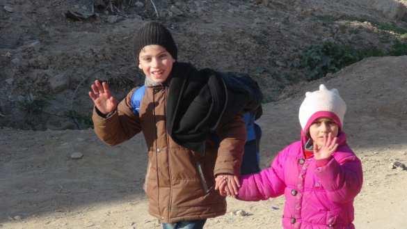 Масштабная операция российских военных в Восточной Гуте — репортаж РВ (ФОТО) | Русская весна