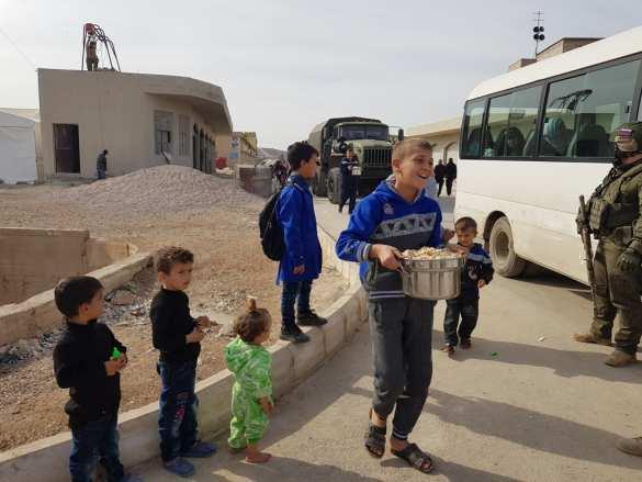Бежавшие из ада: армия России спасла тысячи сирийцев из Идлиба (ФОТО, ВИДЕО)   Русская весна