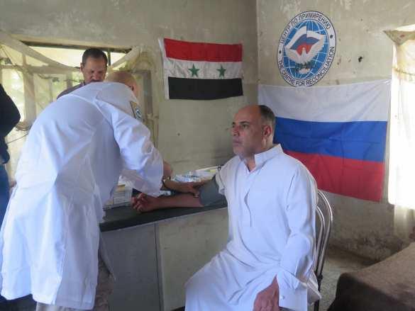 Российские военные прибыли в освобождённый от ИГИЛ Восточный Каламун — репортаж РВ (ФОТО) | Русская весна