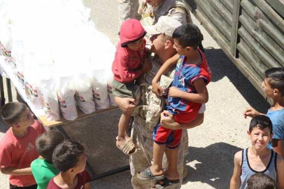 Сирия глазами российских военных (ФОТО) | Русская весна
