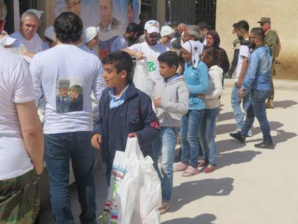Сирия: Российские военные и чеченцы под Дамаском — репортаж РВ (ФОТО) | Русская весна