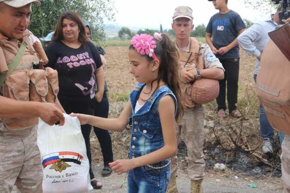 Миссия российских военных в сирийской Латакии — репортаж РВ (ФОТО) | Русская весна