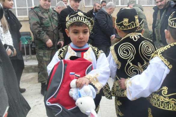 Миссия добра: Российские военные и дети Сирии — репортаж «Русской Весны» (ФОТО, ВИДЕО) | Русская весна