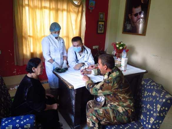 Сирия: Российские военные в Хаме иАлеппо — репортаж РВ (ФОТО) | Русская весна