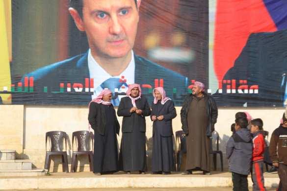 Сирия: Российские военные прибыли в освобождённый от «Аль-Каиды» городСуран (ФОТО) | Русская весна