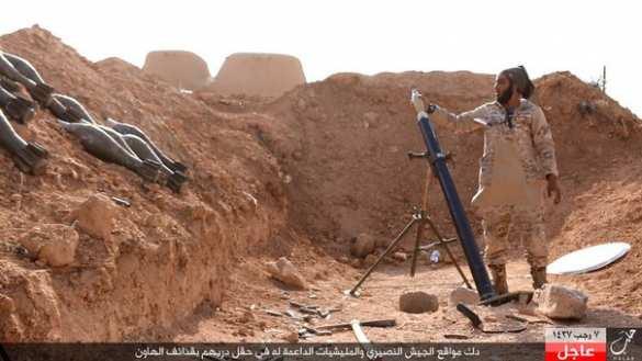ВАЖНО: ИГИЛ наступает, стремясь перерезать«Дорогу Жизни» вАлеппо, захвачены 10 селений, САА ведет контрнаступление (ФОТО, КАРТА)   Русская весна