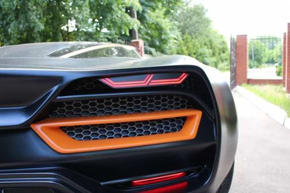 На Украине разрабатывают «конкурента Bugatti» (ФОТО) | Русская весна