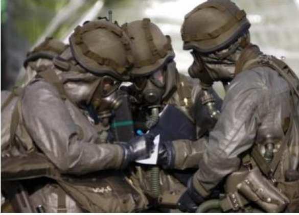 ВАЖНО: ОЗХО подтвердила — сирийские террористы применили химическое оружие, одна банда боевиков решила вытравить другую (ФОТО 18+) | Русская весна