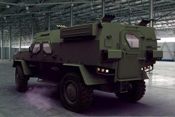 На Украине создали новое «чудо бронетехники» (ФОТО) | Русская весна