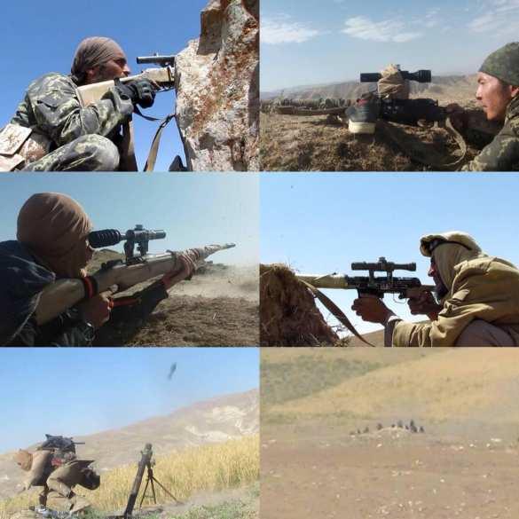 Странная бойня в Афгане: Талибы уничтожают ИГИЛ насевере страны (ФОТО)   Русская весна