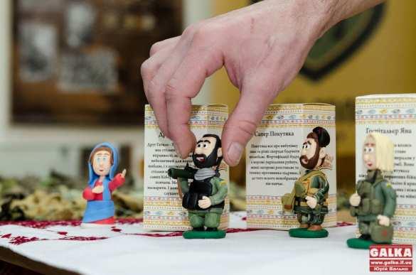 На Украине выпустили игрушки в виде Яроша ибоевиков «добробатов» (ФОТО) | Русская весна