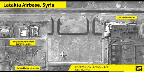Гроза НАТО: «Самые опасные ракеты» России впервые обнаружены спутником Израиля на базе ВКС в Сирии (ФОТО) | Русская весна