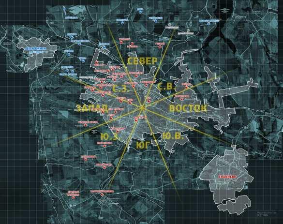 Под Горловкой ВСУоткрыли огонь по позициям Армии ДНР, используя БМП , АГС и ЗУ(+ КАРТА) | Русская весна
