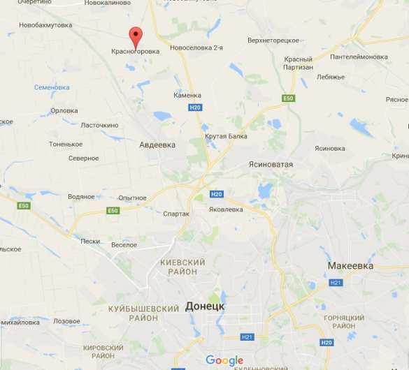 СРОЧНО: ПодДонецком взорвался штаб ВСУ (КАРТА) | Русская весна