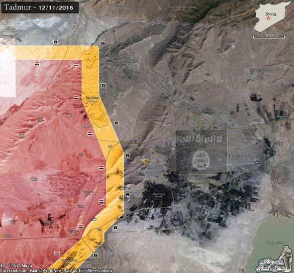 Взятие Пальмиры — лишь временный успех ИГИЛ, — губернатор Хомса рассказал подробности о потере города   Русская весна