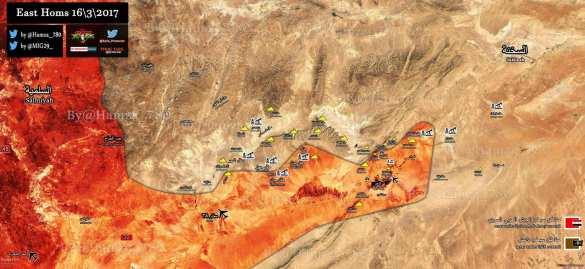 Крах ИГИЛ у Пальмиры: Армия Сирии при поддержке ВКС РФ движется к Дейр-эз-Зору (+ВИДЕО, КАРТА) | Русская весна