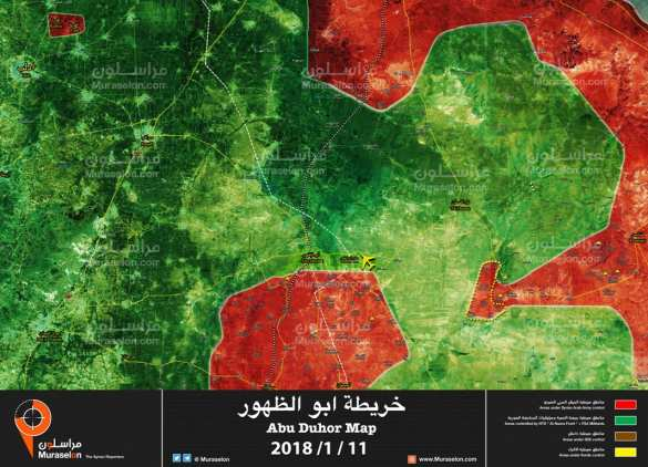 Помощь в пути: Армия Сирии рвётся из Алеппо в Идлиб, чтобы захлопнуть «крышку котла» для «Аль-Каиды» (ВИДЕО, КАРТА) | Русская весна