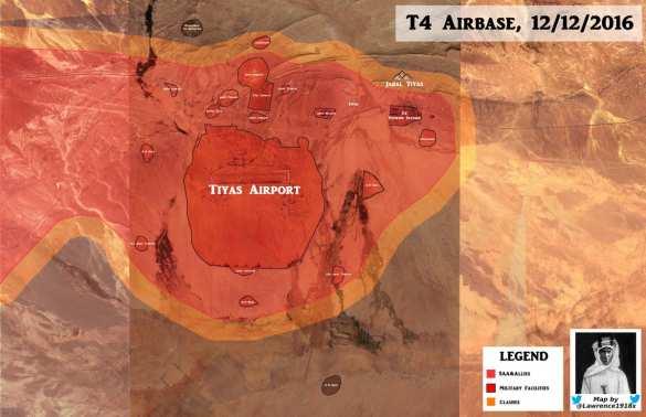 СРОЧНО: ИГИЛ штурмуетавиабазу под Пальмирой, где базируются ударные вертолеты ВКС России (ВИДЕО, КАРТА) | Русская весна