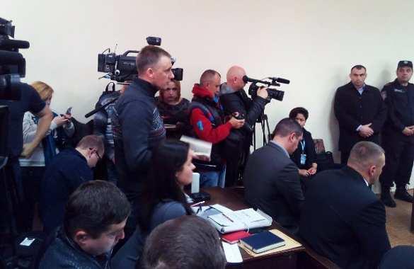 В Полтаве начался суд над Кернесом (ФОТО) | Русская весна