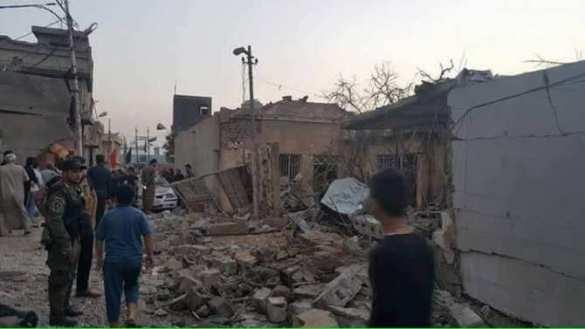 ВАЖНО: Коалиция США «ошибочно разбомбила» похороны в Ираке, число убитых возросло до 20-ти (ФОТО+ВИДЕО) | Русская весна