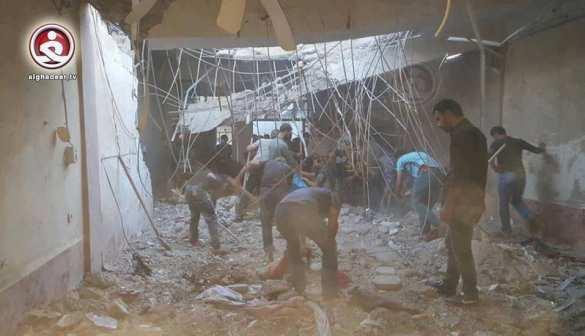 Позор ООН! — США разбомбили город, где нет ИГИЛ, а ООН обвиняет лишь Москву, — иракский чиновник | Русская весна