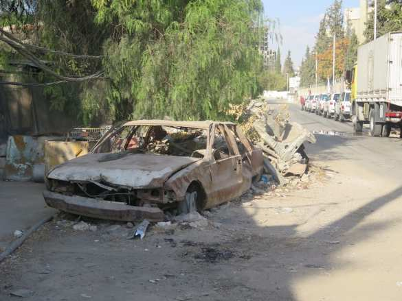 Сирия: Под защитой российских военных первый конвой ООН прибыл в Кабун — репортаж РВ (ФОТО)   | Русская весна
