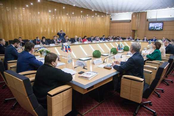 В Москве идет заседание Интеграционного комитета «Россия—Донбасс» (ФОТО) | Русская весна