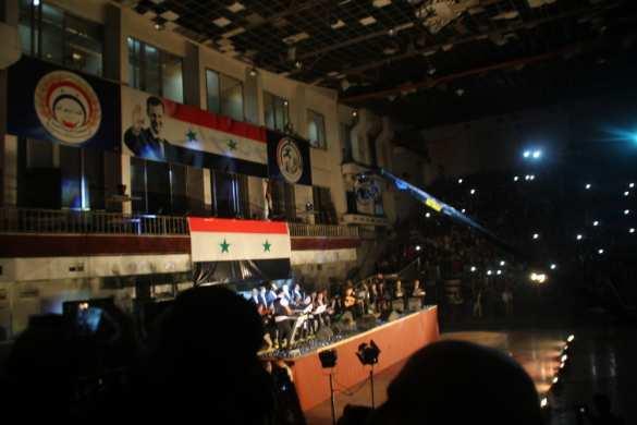 Победа Алеппо: Лучший голос Сирии порадовал горожан уникальным концертом (ФОТО, ВИДЕО) | Русская весна