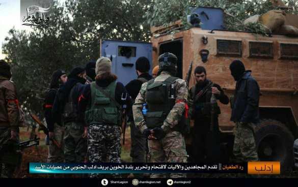 Ад вИдлибе: Толпы боевиков с турецким вооружением ударили в тыл «Тиграм», идут жестокие бои — подробности (+ВИДЕО, ФОТО) | Русская весна