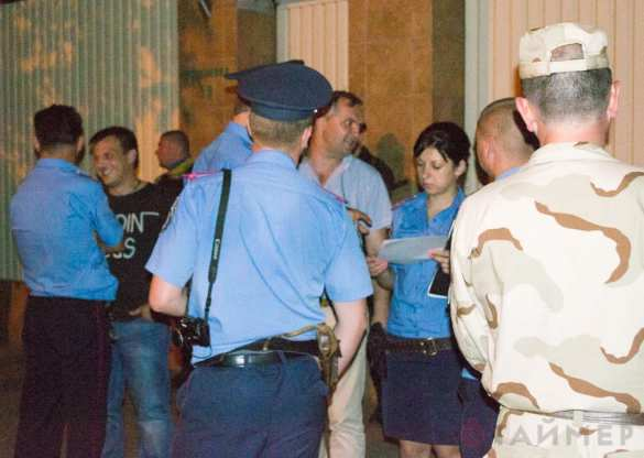 «Правый сектор» захватил офис КПУ в Одессе | Русская весна