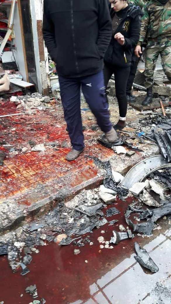 ВАЖНО: Мощный взрыв в городе, находящемся у авиабазы ВКС России в Латакии (+ВИДЕО, ФОТО, КАРТА)   Русская весна