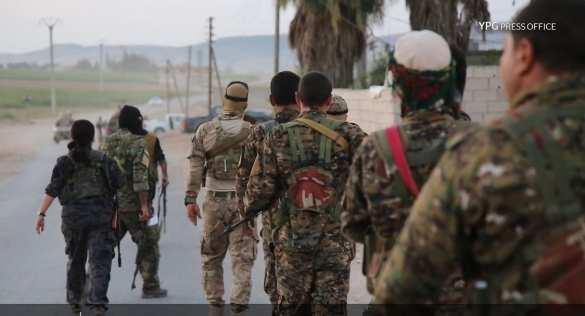 Сирия: угроза уничтожения нависла над главной ударной силой коалиции США (ФОТО) | Русская весна