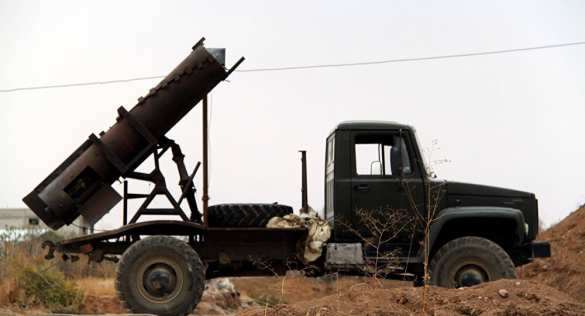 ВАЖНО: В трех городах у Дамаска боевики на грани капитуляции после ударов САА (ФОТО) | Русская весна