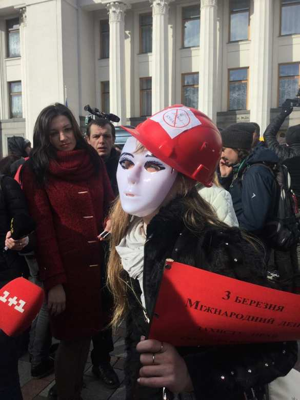 В Киеве митингуют проститутки (ФОТО, ВИДЕО) | Русская весна