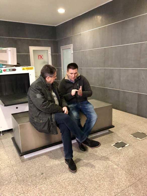 Помешал туман: глава МИД Германии и Климкин отменили поездку в Донбасс (ФОТО) | Русская весна