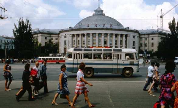 На Украине продают цирк | Русская весна