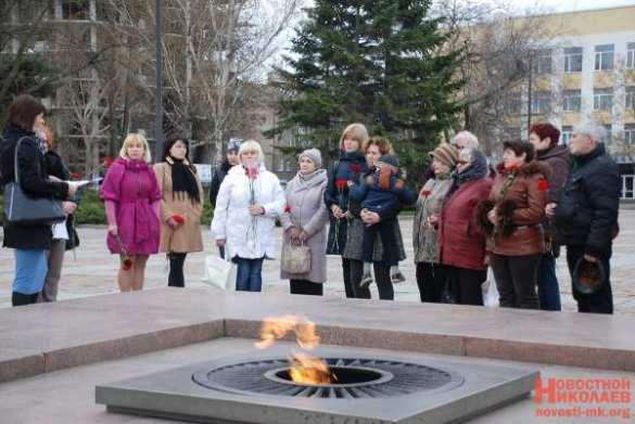 Николаев вспомнил подвиг героев-красноармейцев (ФОТО) | Русская весна
