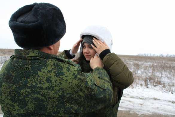 Защитники Донбасса получили новогодние подарки от жителей ЛНР и России (ФОТО) | Русская весна