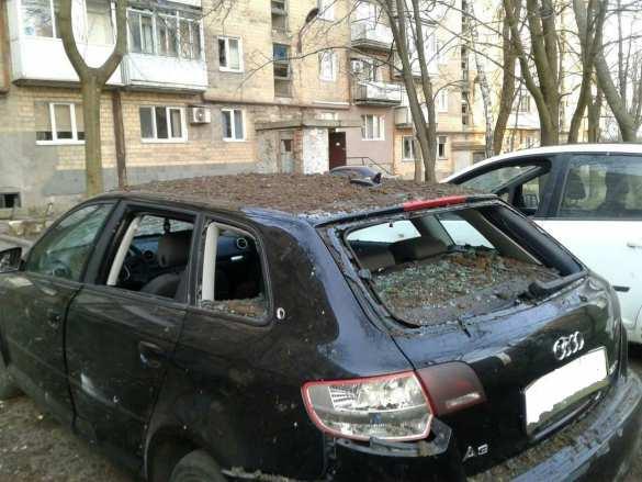 ВСУбили тяжелой артиллерией поокраинам Донецка, есть разрушения, — командование ДНР(ФОТО) | Русская весна