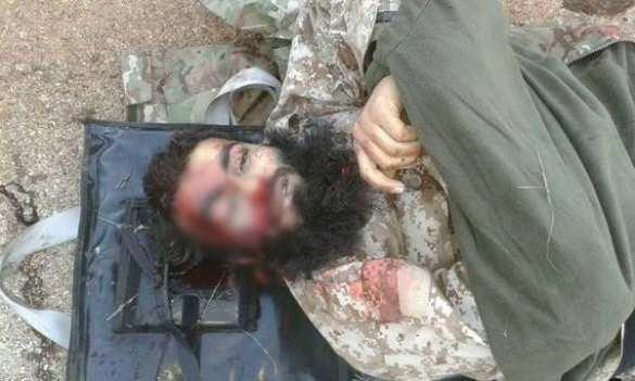 Один из главарей Аль-Каиды уничтожен вЛатакии (ФОТО 18+) | Русская весна