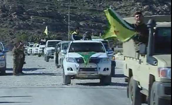 СРОЧНО: главная ударная сила Коалиции США договорилась с Асадом и покидает фронт в Алеппо (ФОТО) | Русская весна